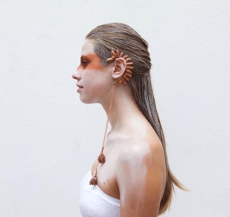 Connemara- Ear cuff 4